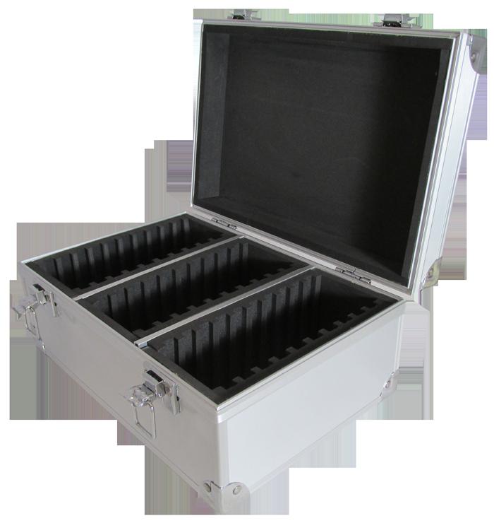 30 slab aluminum box for Money storage box