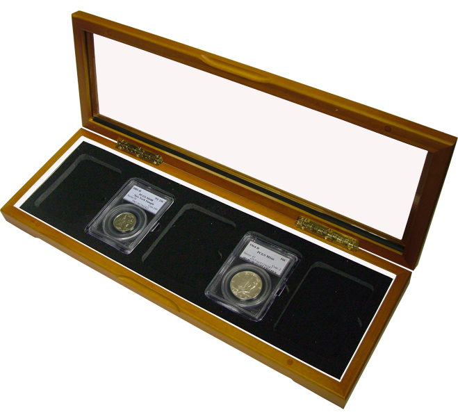 wood glass top display slab box 5 slab universal. Black Bedroom Furniture Sets. Home Design Ideas