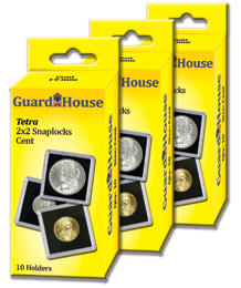 Guardhouse Tetra Coin Holders