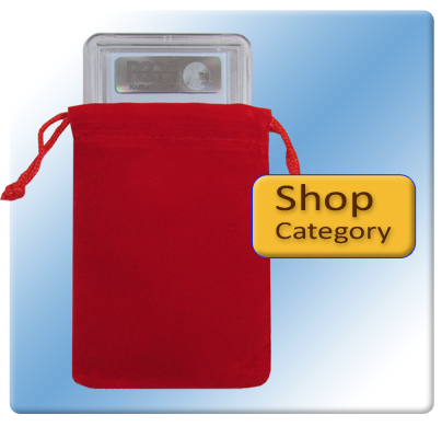Guardhouse Drawstring Pouches