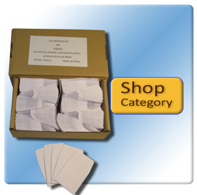 Guardhouse Coin Envelopes