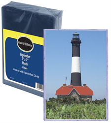 """Guardhouse 6-3//8/"""" x 3-7//8/"""" Protective Toploaders for Postcards /& Photos 25"""