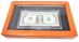 Guardhouse Glass-top Box for Modern Currency Holder