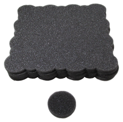 39mm Foam Slug for Medallion and ASE Tubes